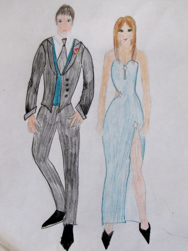 Unit 1 Fashion Illustration Mrs T S Art Education Website